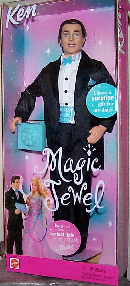 Magic Jewel Ken