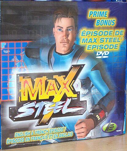 max steel karate master� figure