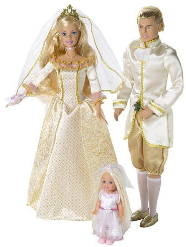 Barbie as The Princess and the Pauper/Princess Anneliese ...