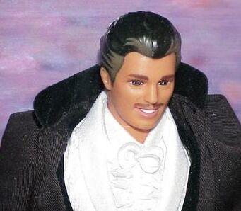 The Man Behind The Doll Presents Ken As Rhett Butler