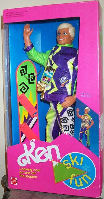 Ski Fun Ken (American)